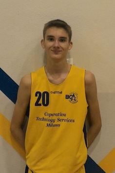 Marco Romanini - Under 18 2015-2016