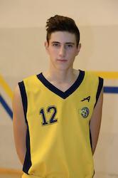 Alessandro Gazzarra - Under 16 2015-2016